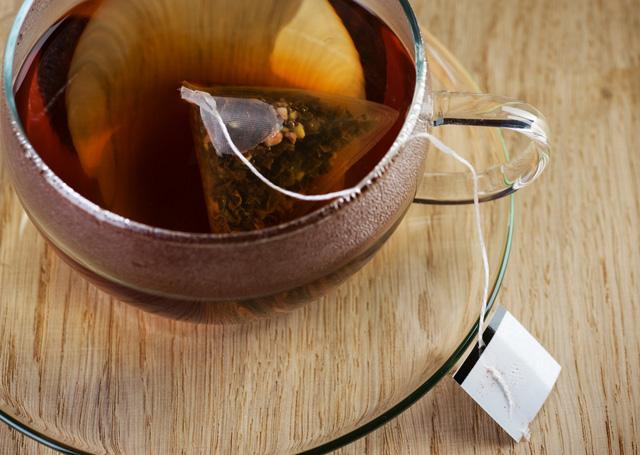Cách pha trà đào đúng vị
