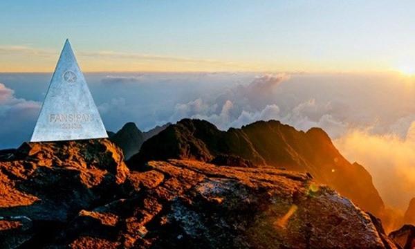 Đỉnh Fanxipang cao 3143m