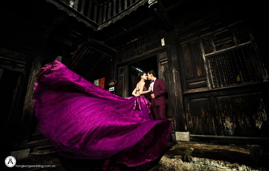 Ảnh cưới chụp tại Nhà cổ Đà Nẵng