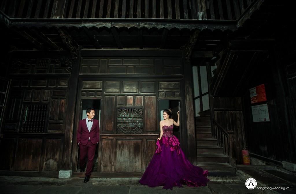 Ảnh cưới đẹp tại Nhà cổ