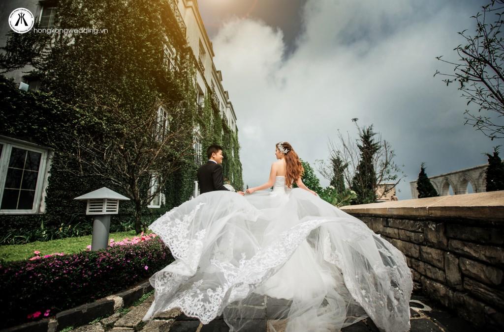 Ảnh cưới đẹp tại Bà Nà